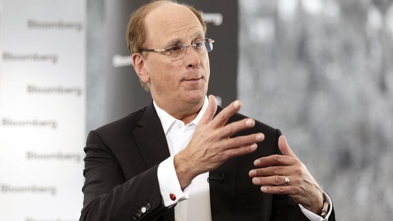 BlackRock CEO Laurence D. 'Larry' Fink