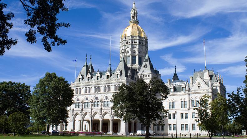 Connecticut State Capitol, Hartford