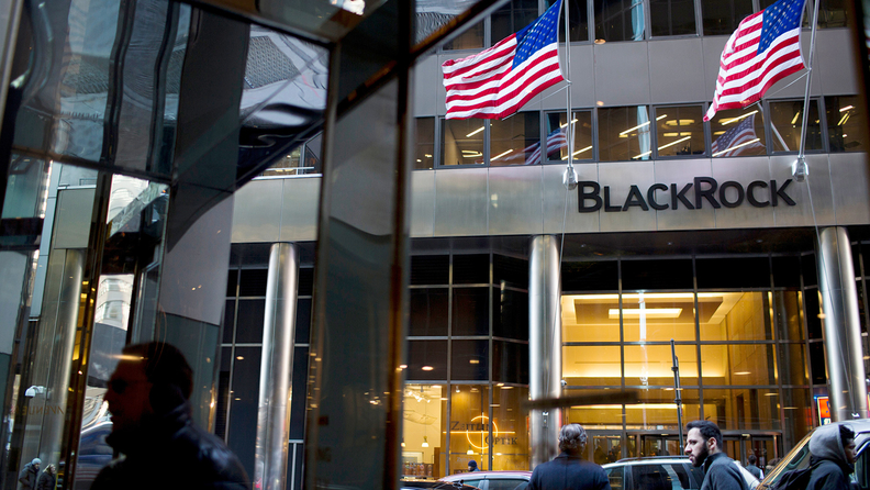 BlackRock headquarters, New York