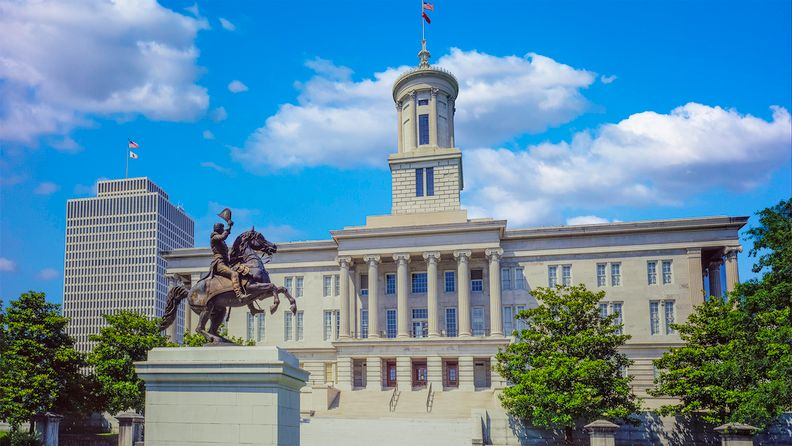 Tennessee Capitol, Nashville