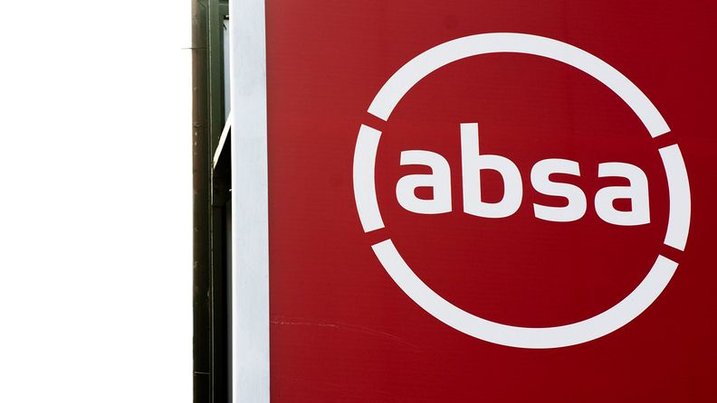 The Absa Group logo displayed in Pretoria