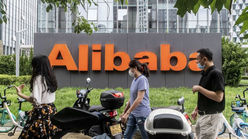 Alibaba Investors Swap U S Shares For Hong Kong Amid Crackdown Delivery shipped faster than expected. alibaba investors swap u s shares for
