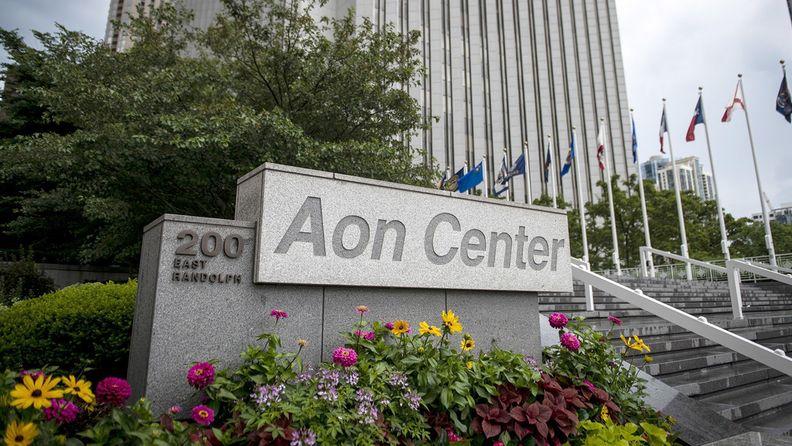 Aon Center, Chicago