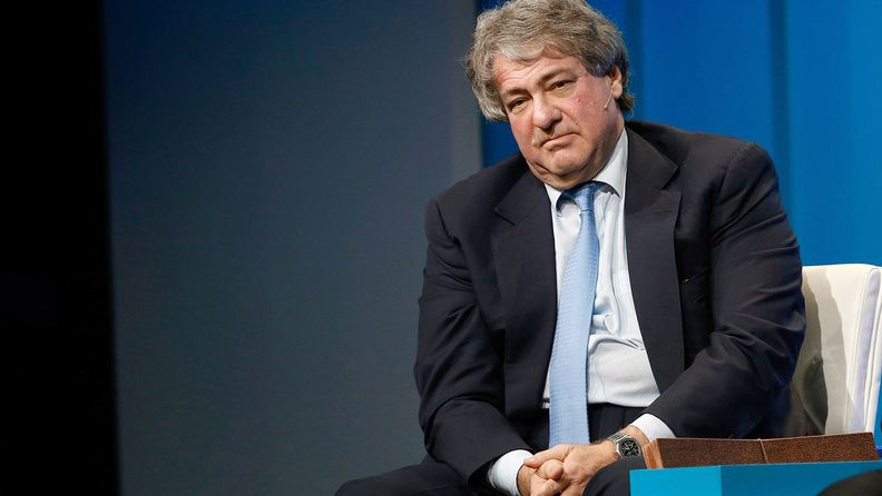 Leon Black, chairman and chief executive officer of Apollo Global Management at the annual Milken Institute Global Conference in Beverly Hills, Calif., on April 27, 2015