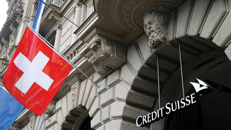 Credit Suisse HQ