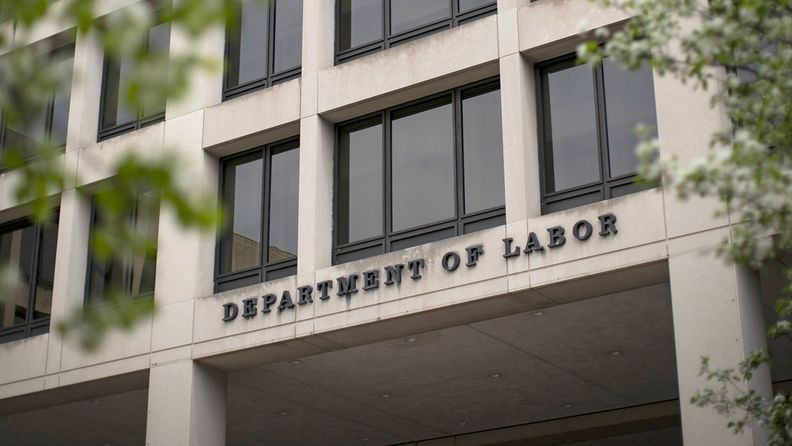 Department of Labor building, Washington