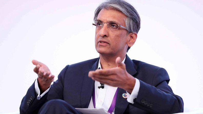Temasek International CEO Dilhan Pillay