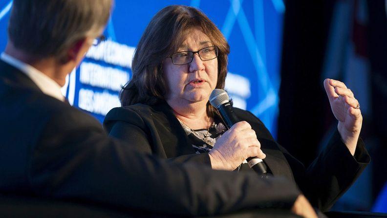 Former Bridgewater co-CEO Eileen Murray