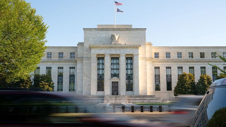 The Marriner S. Eccles Federal Reserve Board Building, Washington