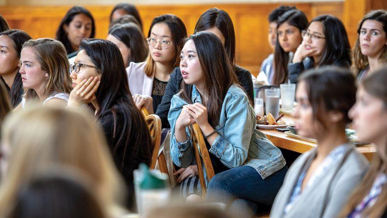 Girls Who Invest seminar