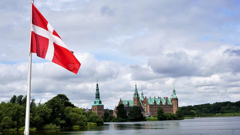Frederiksborg Castle, Denmark, Aug. 10, 2017