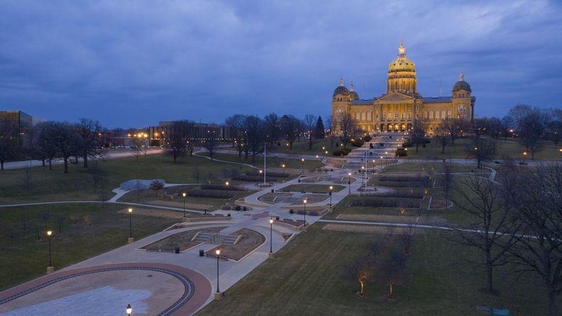 Iowa Capitol, Des Moines