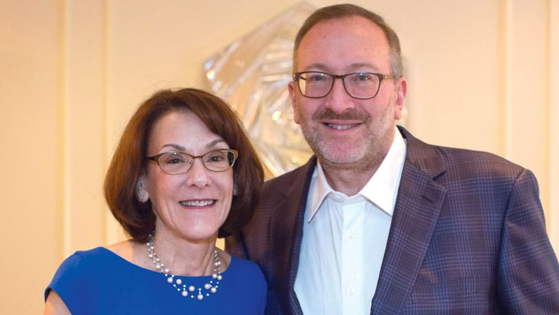 Beth Schultz Klarman and Seth A. Klarman