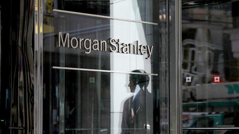 Morgan Stanley sign
