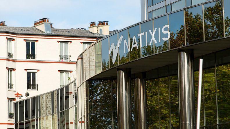 Natixis headquarters in Paris