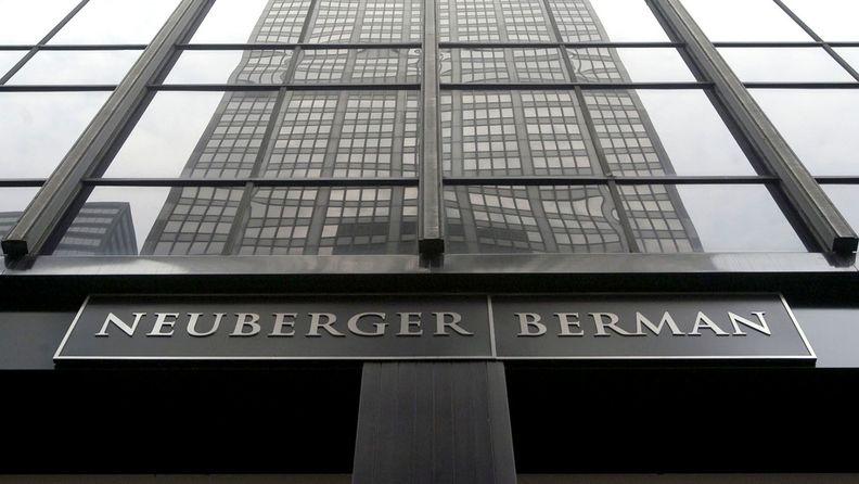 Neuberger Berman headquarters, New York