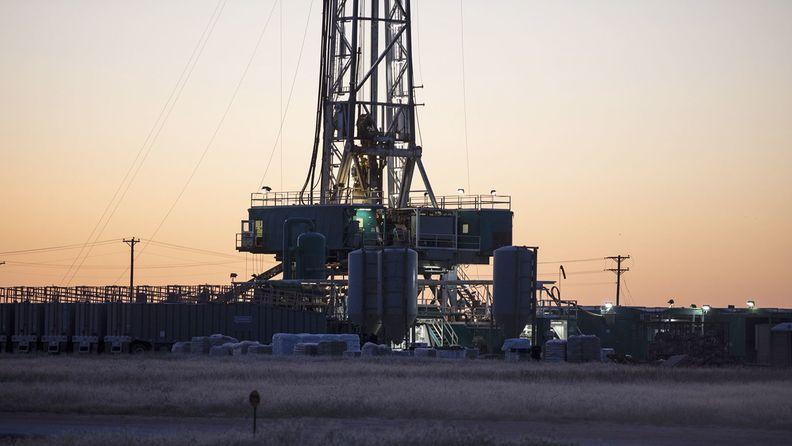 Historic Oil Rout Breaks Shale, Trump's Energy Dominance