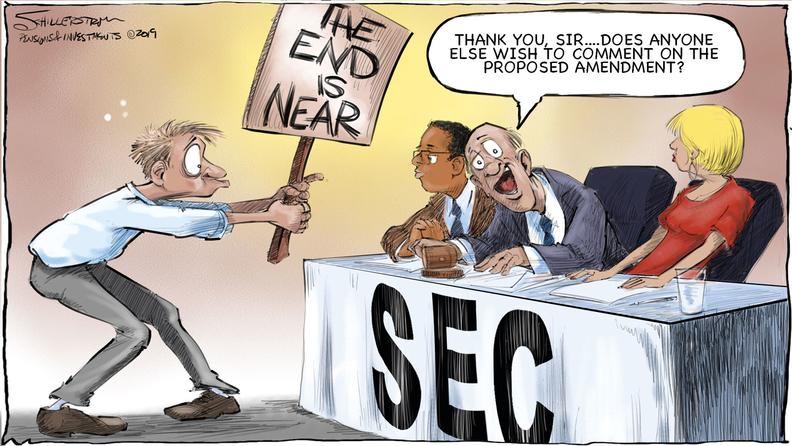 SEC cartoon