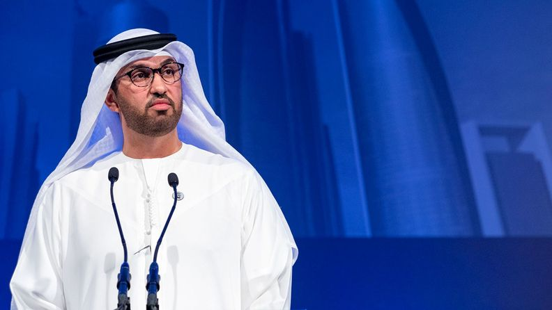 Abu Dhabi National Oil Co. CEO Sultan Al Jaber