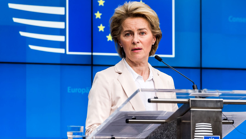 Germany Lines Up 600 Billion Virus Aid As Eu Backs Stimulus