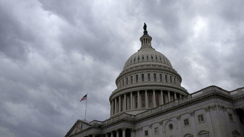 The U.S. Capitol in Washington on Oct. 1, 2020