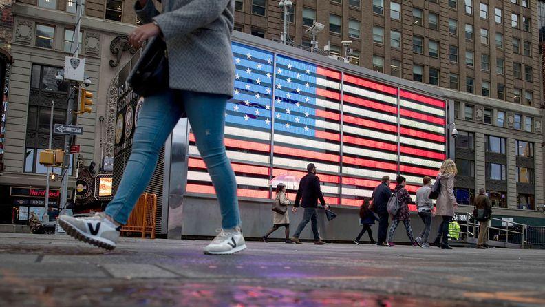 New York City Under Pressure As Virus Cases Rise