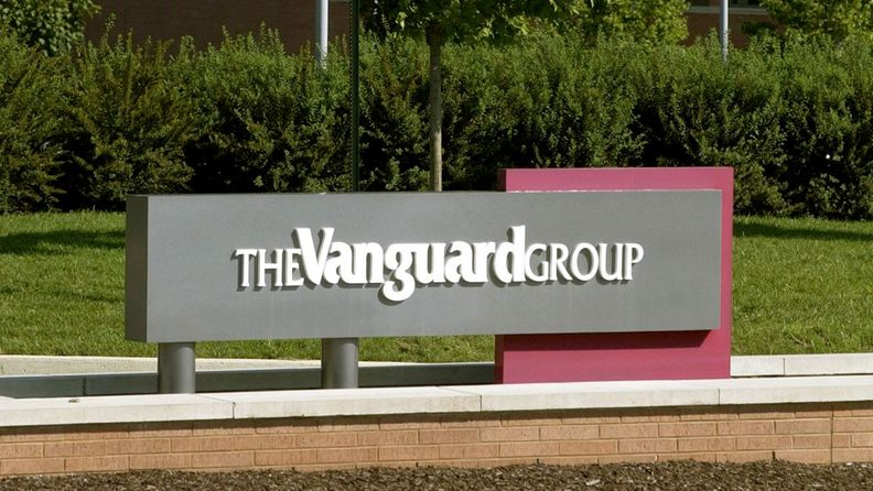 Vanguard Group headquarters in Malvern, Pa.
