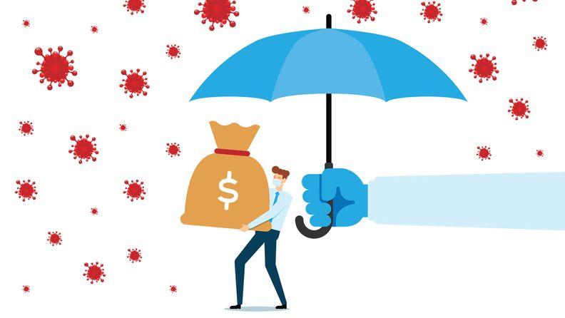 Asset protection illustration