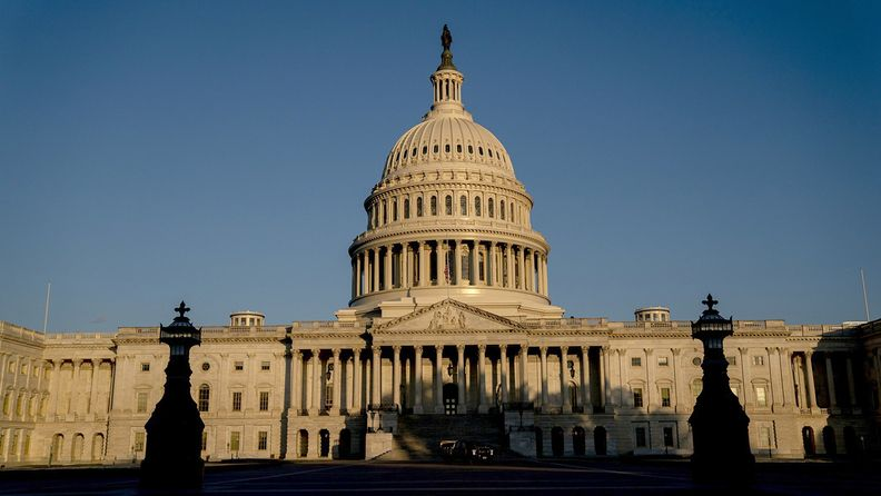 The U.S. Capitol in Washington on May 27, 2021